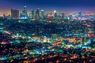 LA skyline. Photo / 123RF.com
