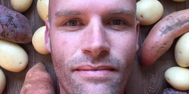 Australian man spends 2016 eating nothing but potatoes