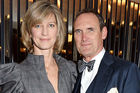 AA Gill and his wife Nicola Formby pictured in February 2015 in London. Photo / Getty