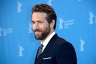 Actor Ryan Reynolds. Photo / Getty