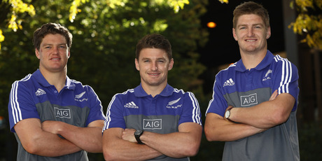 Beauden Barrett might be the best rugby player in the world right now, but it's come at a high price. Photo / Getty