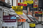 UK property taxes now account for more than 10pc of total tax revenue. Photo / Getty Images