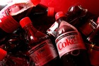 The experiment looked at aspartame, an artificial sweetener found in Diet Coke and Coke Zero. Photo / Getty