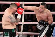 WBO World Heavyweight Title fight Joseph Parker v Andy Ruiz Jr at Vector Arena Auckland. Photosport.co.nz
