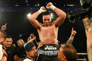 New Zealand heavyweight boxer Joseph Parker v Andy Ruiz Jr. WBO World Heavyweight Title. Burger King Road to the title by Duco Boxing. Photo / Photosport.co.nz