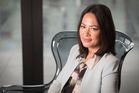 Karen Scott-Howman, chief executive of the New Zealand Bankers Association. Photo/Greg Bowker.