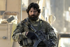 Willie Apiata in Kabul. His nomination for a Victoria Cross,