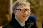 Bill Gates says the world could be vulnerable to a pandemic in the next 10 years. Photo / AP