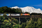 Spectacular scenery can be enjoyed from the Northern Explorer.