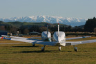 SUPPORT: The Hawke's Bay and East Coast Aero Club were one of the recipients of the Eastern and Central Community Trust funding boost. PHOTO/WARREN BUCKLAND
