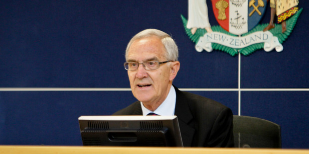 ADVICE: Inquiry panel chair Lynton Stevens QC said he hoped all parties involved in protecting the safety of Havelock North's water would co-operate in the public interest. PHOTO/WARREN BUCKLAND