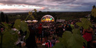 TOP NIGHT: Some of New Zealand's finest musicians came together and celebrated the Bob Marley legacy at Black Barn Vineyards on Saturday night, thrilling the crowd. Photo/Paul Taylor