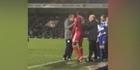 Watch: Watch: Sol Bamba shoves Cardiff boss Neil Warnock