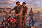 Uncharted 4 is one of our games of the year.