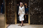 The president-elect's older daughter appears poised to be an adviser, advocate and hostess all at once. Photo / Jabin Botsford via The Washington Post