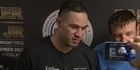 Watch: Watch: Victorious Joseph Parker's post-fight press conference