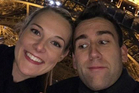 Harry Potter actor Matthew Lewis and his girlfriend Angela Jones are now engaged. Photo / Instagram