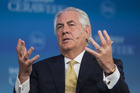 Rex Tillerson, chief executive of ExxonMobil. Photo / Bloomberg