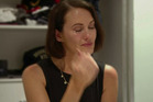 Married at First Sight's Simone Lee Brennan has opened up about discovering her partner was cheating. Photo / Channel 9