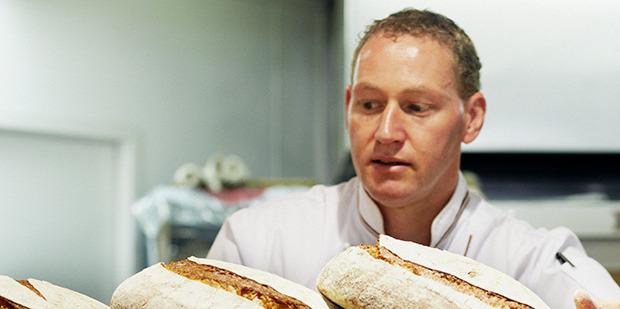 'global baker' Dean Brettschneider. Photo / NZ Herald.