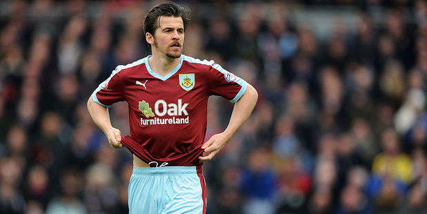Joey Barton hit with FA charge over 1260 bets