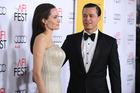 Angelina Jolie still has plenty of dirt on Brad Pitt, it seems. Photo / Getty Images