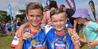 Youngsters strive for TRYathlon glory