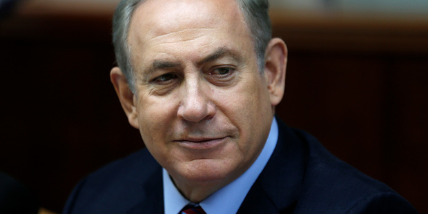 Foreign Minister Murray McCully told the Herald he spoke to Israeli PM Benjamin Netanyahu before the vote and Netanyahu told him the ambassador would be recalled if the vote passed. Photo / AP