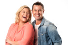 Toni Street and Sam Wallace are set to unite with Sarah Gandy for The Hits' new breakfast radio show. Photo / Supplied