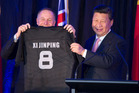 John Key was able to form a solid personal relationship with Xi Jinping. Photo / Mark Mitchell