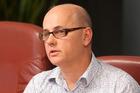 Dr Nicholas Jones  of Hawke's Bay District Health Board is warning people not to swim in Waimarama's Puhokio Stream.