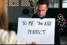 Love Actually is a Christmas-time favourite.