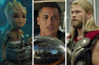 Guardians of the Galaxy 2, Pork Pie and Thor: Ragnarok are coming to NZ screens in 2017.