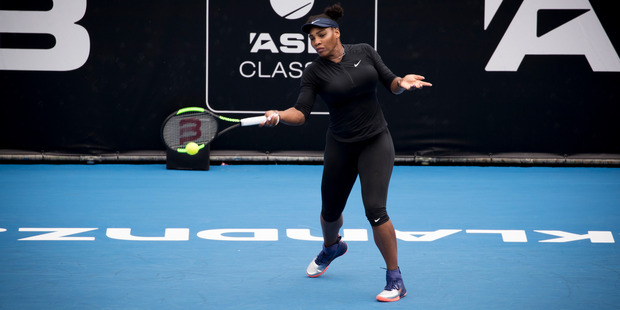 Serena Williams engaged to to Mr Reddit