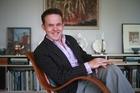 Design authority and author Douglas Lloyd Jenkins. Photo / Doug Sherring