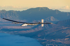 Among the year's good-news stories, a solar plane circumnavigated Earth.