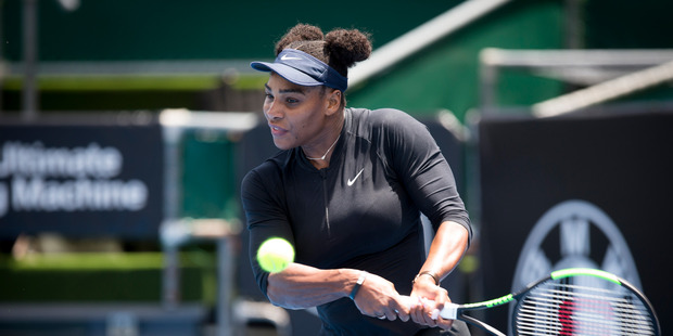 Williams sisters knocked out of Auckland Classic