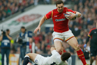 Six Nations international rugby match between England and Wales. Photo / AP