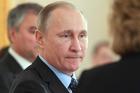 Russian President Vladimir Putin. Photo / Pool via AP