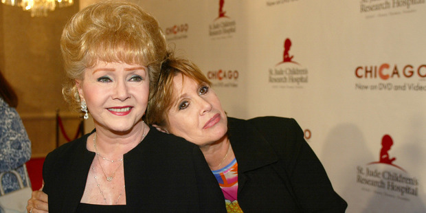 Family of Debbie Reynolds and Carrie Fisher plan joint memorial service