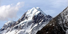 The two climbers were last night lifted from 1800m, a Rescue Co-ordination Centre spokeswoman said. Photo / File