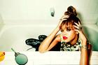 Rihanna felt