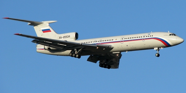 Russian plane 'disappears from radar' near Sochi