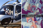 They have shamelessly flaunted their wealth all year and hear we reveal the most shocking moments The Rich Kids of Instagram have showcased this year. Photos / Rich Kids of London Instgram