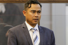 Disgraced diplomat Muhammad Rizalman has been sentenced to nine months' home detention for indecently assaulting Wellington woman Tania Billingsley. Photo / Monique Ford