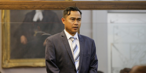 Loading Muhammad Rizalman at Wellington High Court. The judge told him that he had terrorised his victim. Photo / Pool