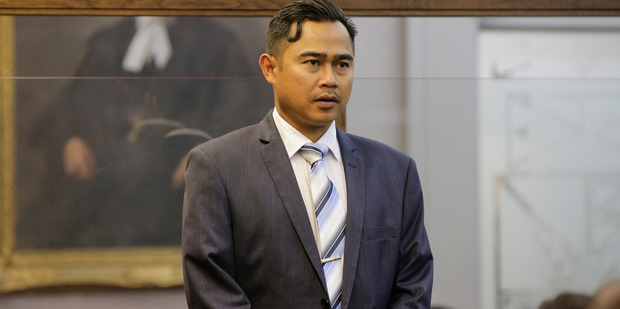 Loading Disgraced diplomat Muhammad Rizalman has been sentenced to nine months' home detention for indecently assaulting Wellington woman Tania Billingsley. Photo / Monique Ford