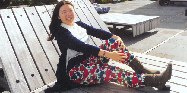 Na (pictured) was killed, as was her friend Zhuangya Xu. Photo / Supplied