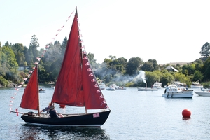 Historic boats will be out on the water. Photo / Alan Houghton