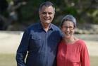Gordon and Cathy Duncan.